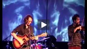 Morningsiders perform live at Brooklyn Night Bazaar