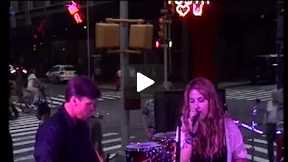 Maddy Jarmon live at Toshi's Living Room