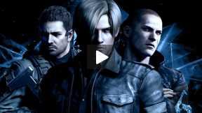 Resident Evil 6 Leon Story End of Chapter 1