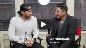 #InTheLab with Chase Rice