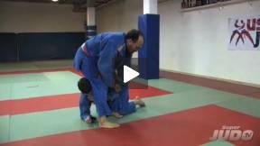 Judo Arm Bar Attack Part 1