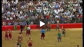1994 Calcio Storico Green Vs Red - second semifinal