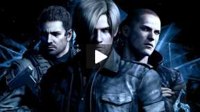 Lets play Resident Evil 6 end of 2nd Chapter