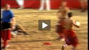2002 Calcio Storico Fiorentino Greens Vs Reds - 2002 06 09