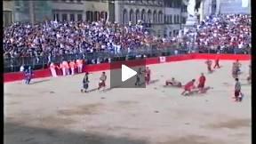 1999 Calcio Storico Fiorentino - Blues Vs Reds