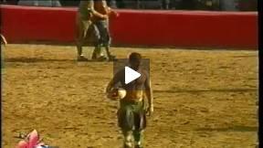 1995 Calcio Storico Fiorentino - Greens Vs Blues - final