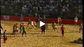 1999 Calcio Storico Fiorentino, Greens Vs Whites UNVALIDATED