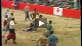 1992 Calcio Storico Fiorentino, Blues Vs Greens