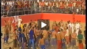 2002 Calcio Storico Fiorentino Blues Vs Reds #12