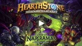 Let's Play: #Hearthstone - Naxxramas - Anub'Rekhan HC - Try 2