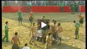 1988 Calcio Storico Fiorentino, Whites vs Greens