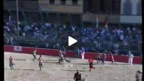 1999 Calcio Storico Fiorentino Greens vs Blues