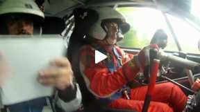 29° Rally Bellunese 2014 Fatichi-Pollini SS2 Cesio OnBoard