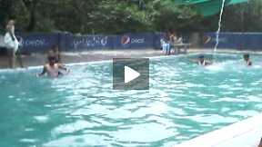 A view of Water FunLand Pool