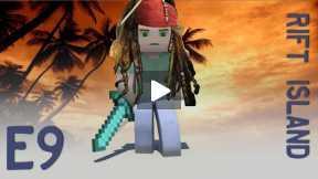Minecraft - Rift Island - E9, Modern Build Style