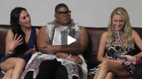 #InTheLab with Dorothy, Morgan & EJ of E!'s #RichKids of Beverly Hills