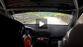 29° Rally Bellunese 2014 Fatichi-Pollini SS3 Valmorel