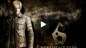 Resident Evil 6 Chapter 4 Part 6