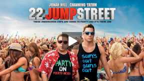 Film Review - 22 JUMP STREET