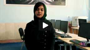 Afghan Girls' Thank You Message for Women's Annex Foundation
