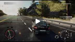 Need For Speed Rivals - The Law