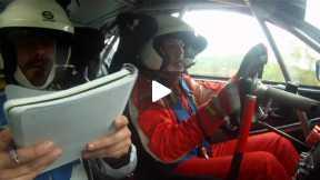 29° Rally Bellunese 2014 Fatichi-Pollini SS3 Valmorel OnBoard