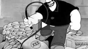 Popeye the Sailor in Be Kind to Animals