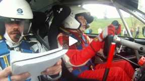 29° Rally Bellunese 2014 Fatichi-Pollini SS5 Cesio OnBoard