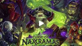 Let's Play: #Hearthstone - #Naxxramas - Gluth, fail 1