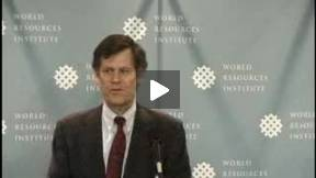 Environmental Trends to Watch 2008 WRI