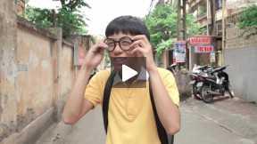 Doraemon in reallife version Vietnam