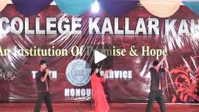 Great Dance Performance by Students