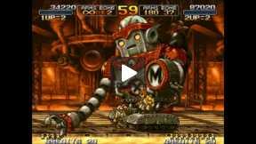 Metal Slug 3-X