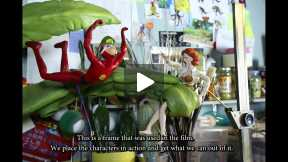 [TEASER] - CAPTAIN 3D - pre-Making-Of