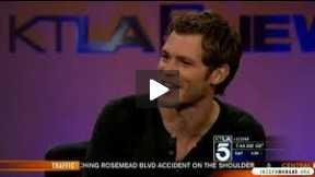 Interview Joseph Morgan