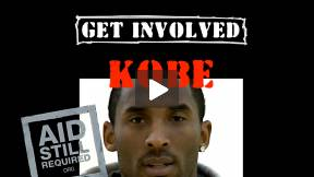 Kobe Bryant's Call to Action for Darfur