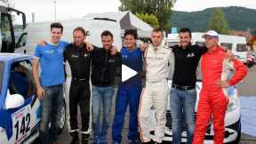Cronoscalata Alpe of Nevegal 2014 - Team AF Motorsport